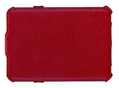 tolino vision Tasche in Lederoptik mit Standfunktion rot - Textunes Gmbh - Elektronik, Deutsch, , ,