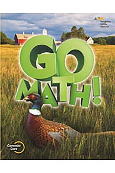 HARCOURT SCHOOL PUBLS MATH