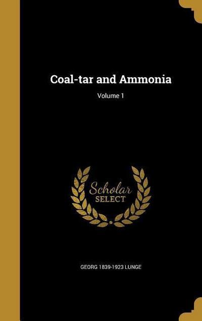 COAL-TAR & AMMONIA V01