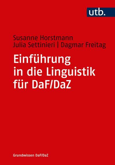 Einführung in die Linguistik für DaF/DaZ