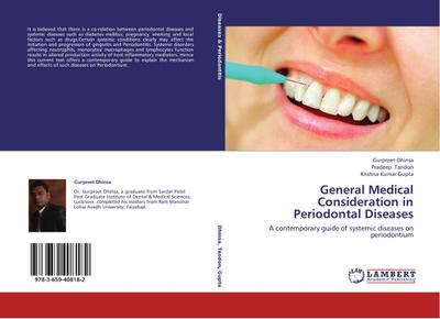 General Medical Consideration in Periodontal Diseases