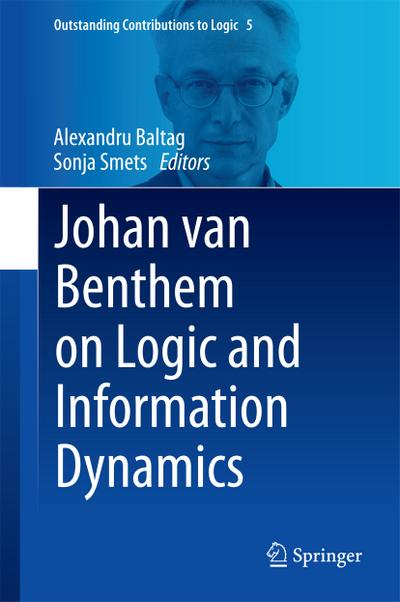 Johan van Benthem on Logic and Information Dynamics