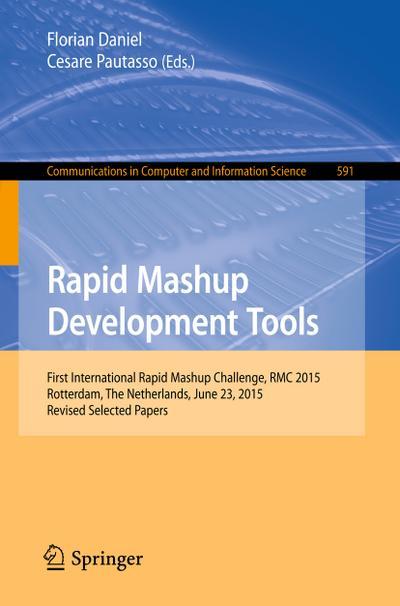 Rapid Mashup Development Tools
