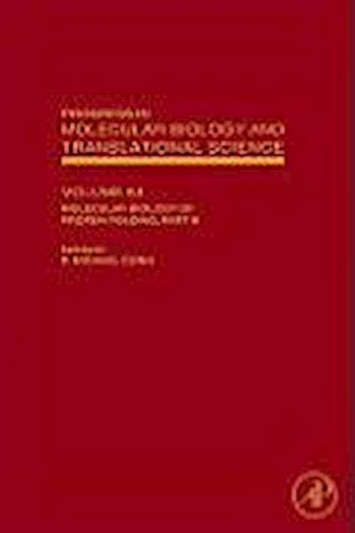 Molecular Biology of Protein Folding, Part B