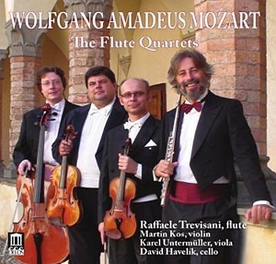 Flötenquartette Kv 285/285a/285b/298/370