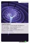 Die Schwarzschild-de Broglie Modifikation der speziellen Relativitätstheorie für massive Feldbosonen (SBM)