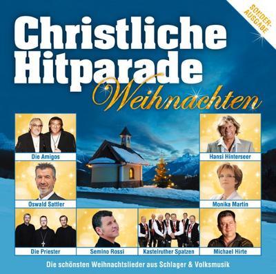 Christliche Hitparade-Weihnachten