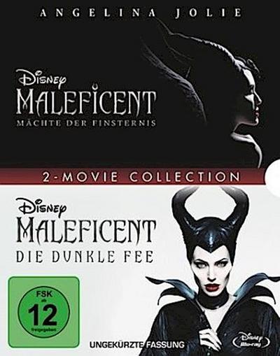 Maleficent 1+2
