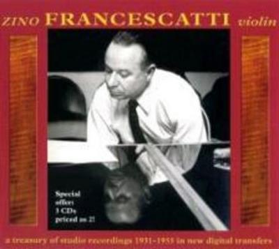 Z.Francescatti-A Treasury of Studio Recordings