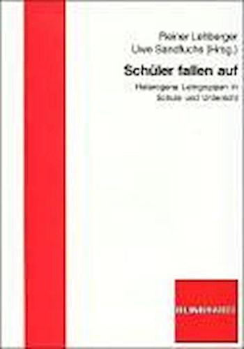Schüler fallen auf, Reiner Lehberger