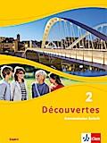 Découvertes 2. Ausgabe Bayern: Grammatisches Beiheft 2. Lernjahr (Découvertes. Ausgabe für Bayern ab 2017)