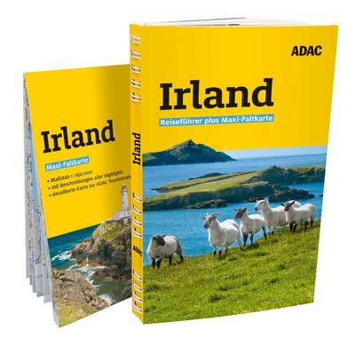 ADAC Reiseführer plus Irland