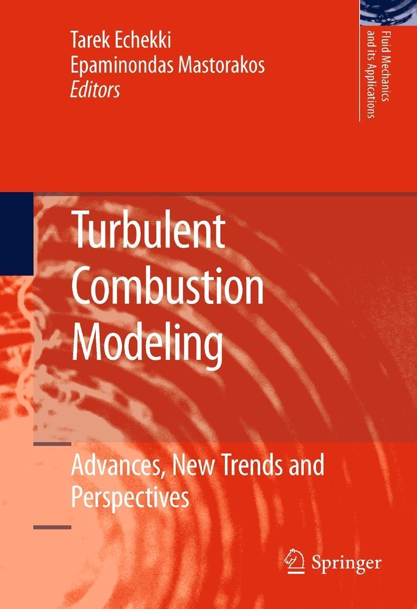 Turbulent Combustion Modeling Tarek Echekki