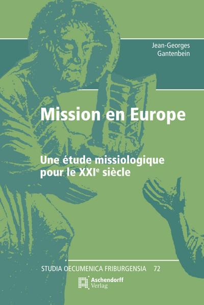 Mission en Europe