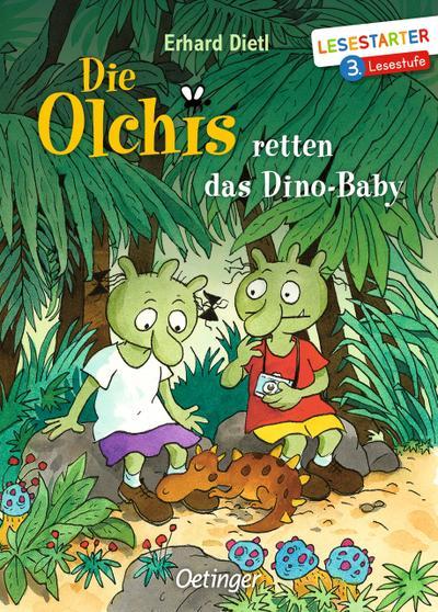 Die Olchis retten das Dino-Baby