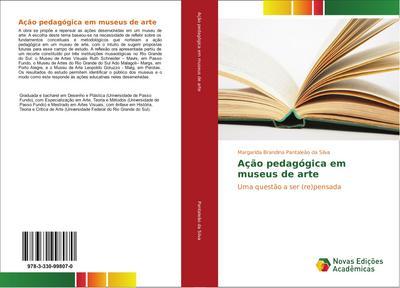 Ação pedagógica em museus de arte