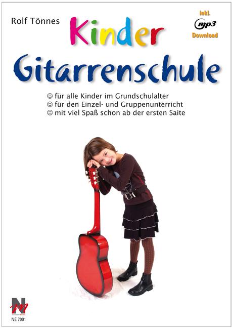Rolf Tönnes Kindergitarrenschule