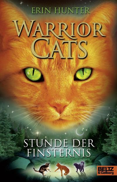 Warrior Cats. Staffel 01/6. Stunde der Finsternis