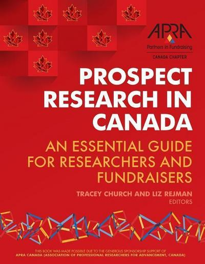 PROSPECT RESEARCH IN CANADA