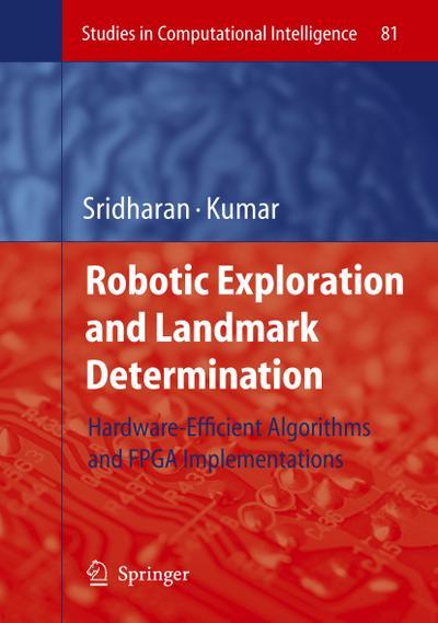 Robotic Exploration and Landmark Determination