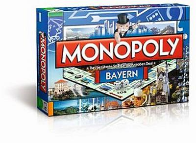 Winning Moves 40125 - Monopoly Edt. Bayern
