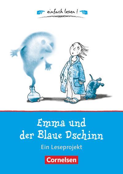 einfach lesen! Für Leseanfänger - Emma und der Blaue Dschinn