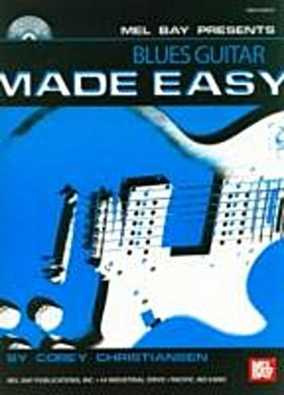 Blues Guitar Made Easy