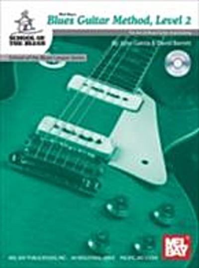 Blues Guitar Method, Level 2