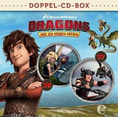 Dragons - Auf zu neuen Ufern 36 + 37. Doppel-Box