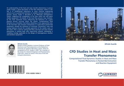 CFD Studies in Heat and Mass Transfer Phenomena