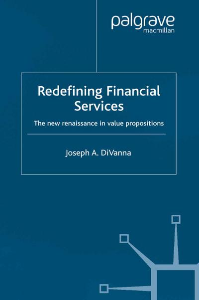 Redefining Financial Services