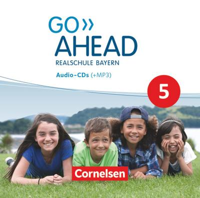 Go Ahead 5. Jahrgangsstufe - Ausgabe für Realschulen in Bayern - MP3-CD