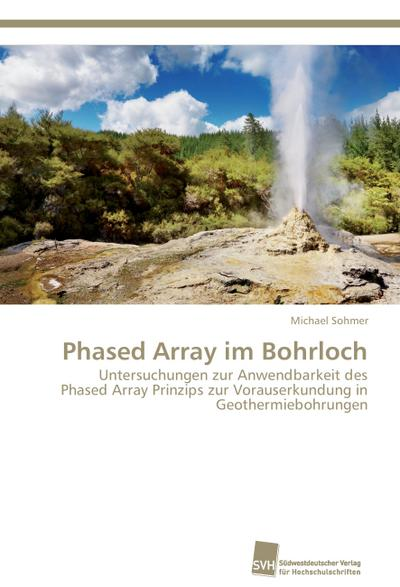 Phased Array im Bohrloch