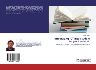 Integrating ICT into student support services
