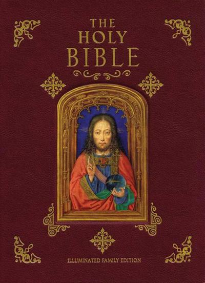 Illustrated Family Bible-KJV