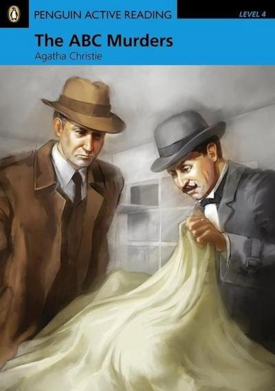 The ABC Murders. Book / CD-ROM: Level 4: Penguin Active Reading (Penguin Active Reading, Level 4)