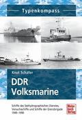 DDR Volksmarine: Seehydrografischer Dienst un ...