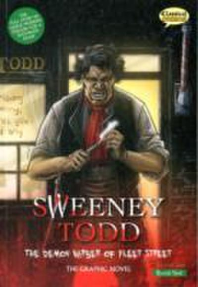 Sweeney Todd the Graphic Novel Quick Text