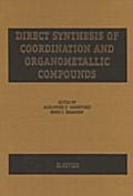9780080530444 - A.D. Garnovskii: Direct Synthesis of Coordination and Organometallic Compounds - Buch