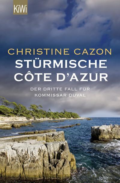 Stürmische Côte d´Azur