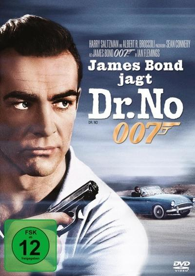 James Bond 007: jagt Dr. No