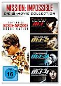 Mission: Impossible 5-Movie Set