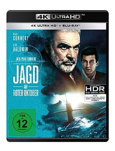 Jagd auf Roter Oktober 4K, 2 UHD-Blu-ray