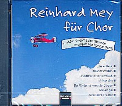 Reinhard Mey für Chor (CD+): 7 Lieder für gemischten Chor - Helbling - Taschenbuch, Deutsch, Reinhard Mey, Carsten Gerlitz, 7 Lieder für gemischten Chor, 7 Lieder für gemischten Chor