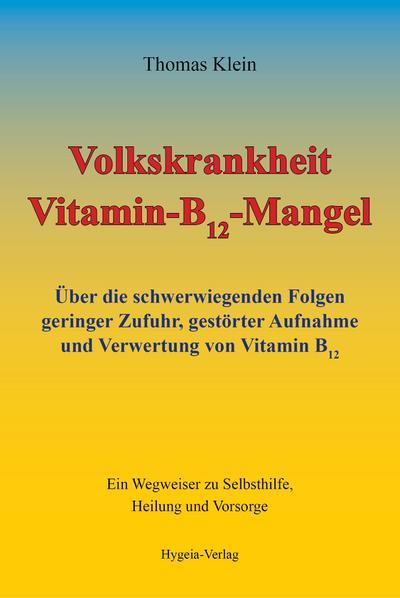 Volkskrankheit Vitamin-B12-Mangel