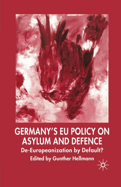 Germany's EU Policy on Asylum and Defence