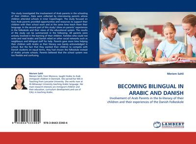 BECOMING BILINGUAL IN ARABIC AND DANISH