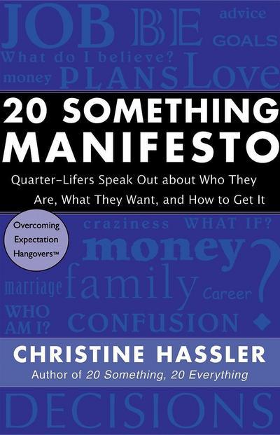 20 Something Manifesto