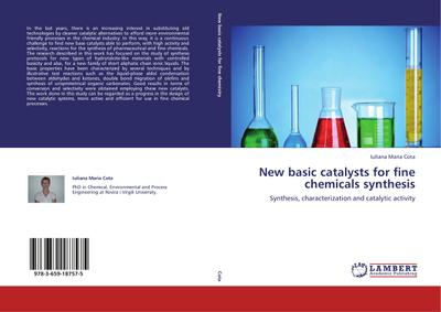 New basic catalysts for fine chemicals synthesis