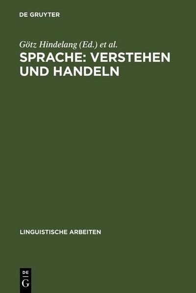 Sprache: Verstehen und Handeln